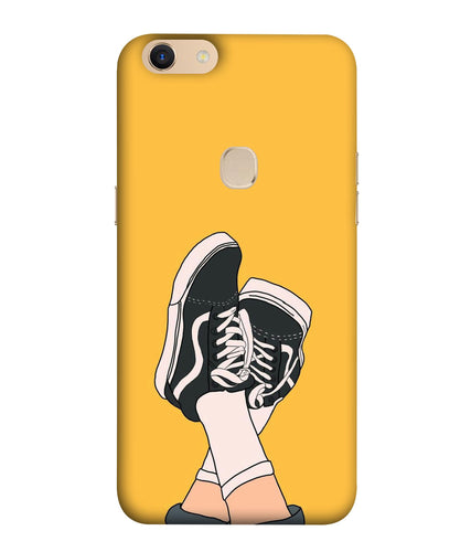 Oppo F5 Plus Shoes mobile cover