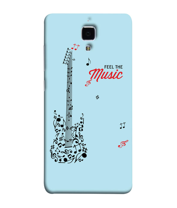 Redmi Mi 4 Music Mobile Cover