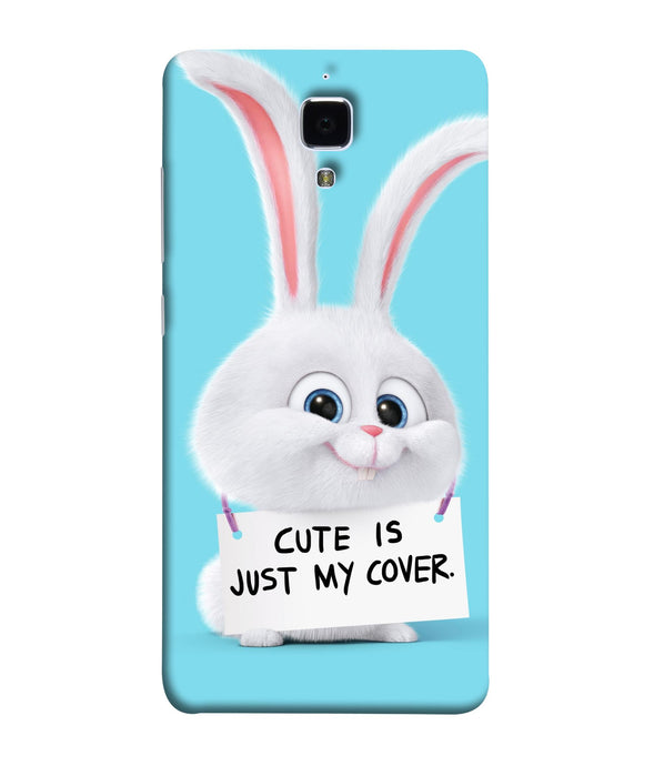 Redmi Mi 4 Bunny Mobile Cover