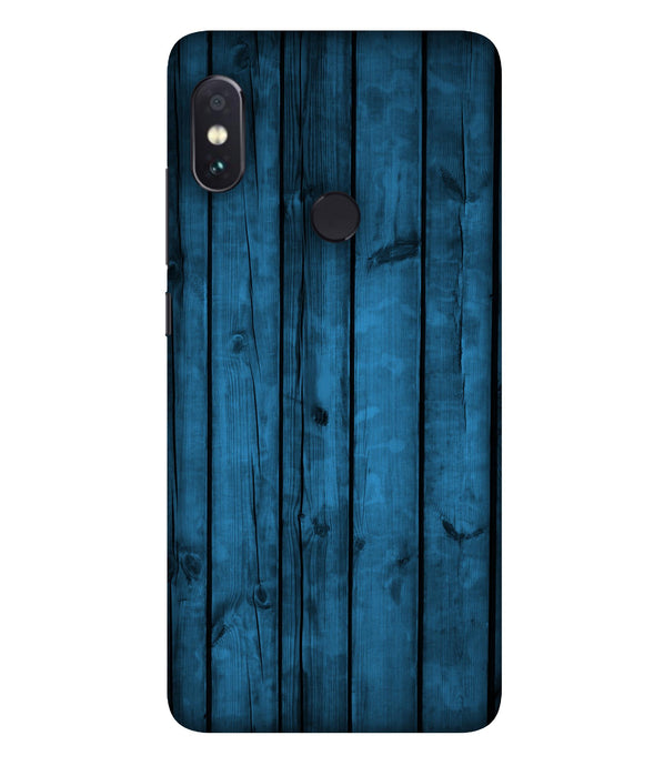 Redmi Note 5 Pro Bluewoods Mobile Cover