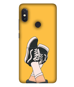 Redmi Note 5 Pro Shoes Mobile Cover