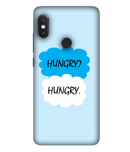 Redmi Note 5 Pro Hungry Mobile Cover