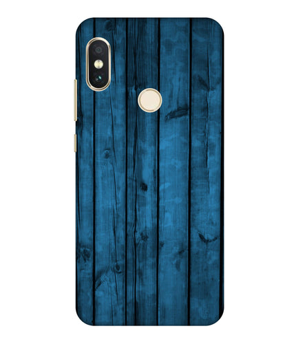 Redmi Note 6  Bluewoods mobile cover