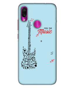 Redmi Note 7 Pro Music Mobile Cover