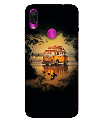 Redmi Note 7 Pro Sunset Mobile Cover