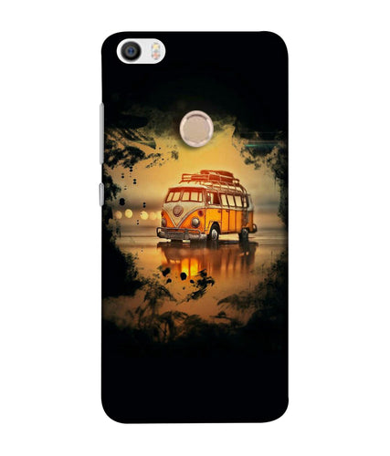 Redmi Max  Sunset mobile cover