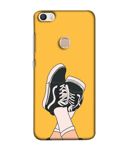 Redmi Max  Shoes mobile cover