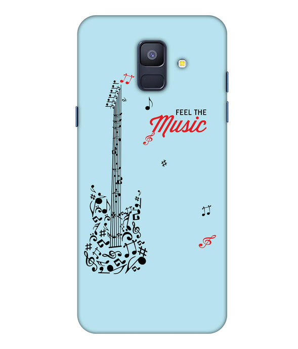 Samsung Galaxy A8 Star Music Mobile Cover