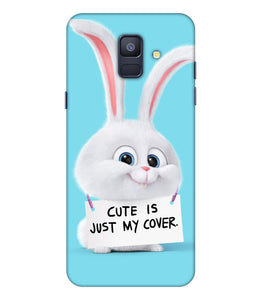 Samsung Galaxy A8 Star Bunny Mobile cover