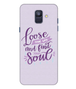 Samsung Galaxy A8 Star Soul Mobile Cover