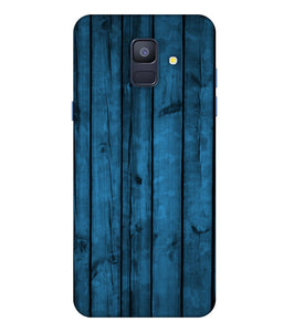 Samsung Galaxy A8 Star Blue Woods Mobile cover