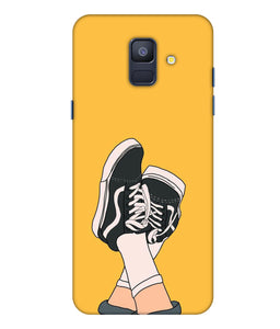 Samsung Galaxy A8 Star Shoes Mobile cover