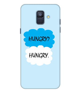 Samsung Galaxy A8 Star Hungry Mobile cover