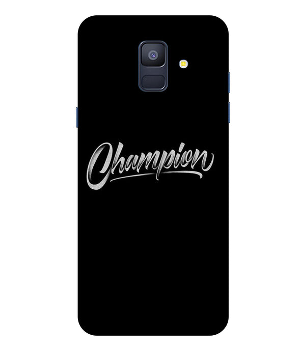Samsung Galaxy A8 Star Champion Mobile Cover