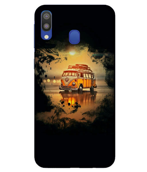 Samsung M20 Sunset mobile cover