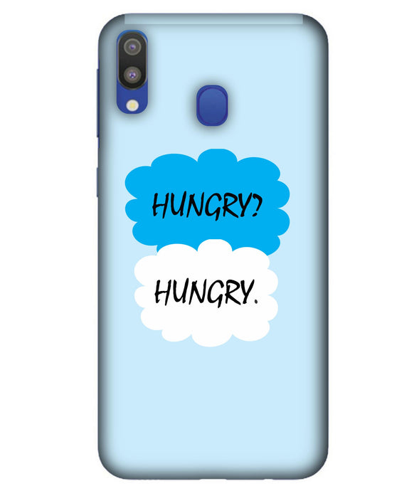 Samsung M20 Hungry mobile cover