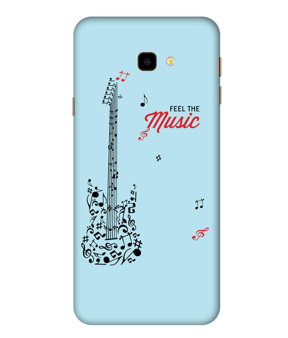 Samsung Galaxy J4 Music Mobile Cover