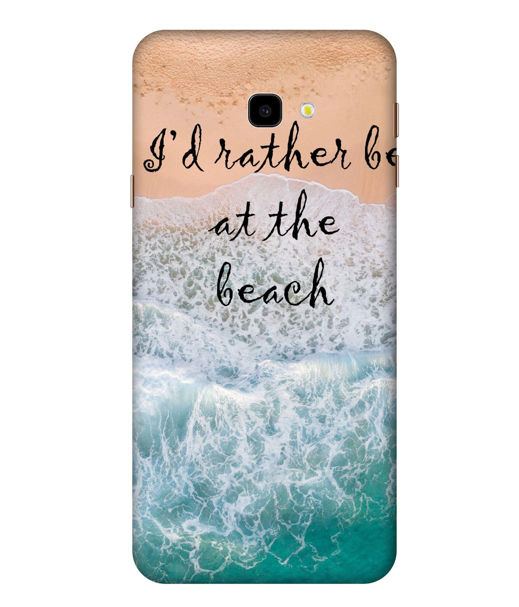 Samsung Galaxy J4 Beach Mobile Cover