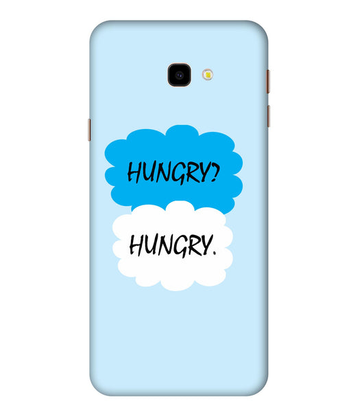 Samsung Galaxy J4 Hungry Mobile cover