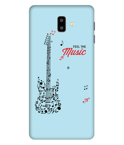 Samsung Galaxy J6 Music Mobile Cover