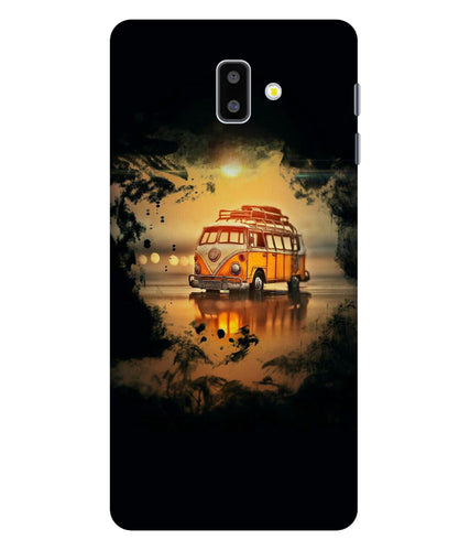 Samsung Galaxy J6 Sunset Mobile cover