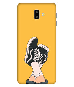 Samsung Galaxy J6 Shoes Mobile cover