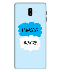 Samsung Galaxy J6 Hungry Mobile cover