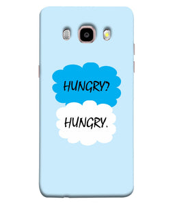 Samsung Galaxy J7-2016 Hungry Mobile cover