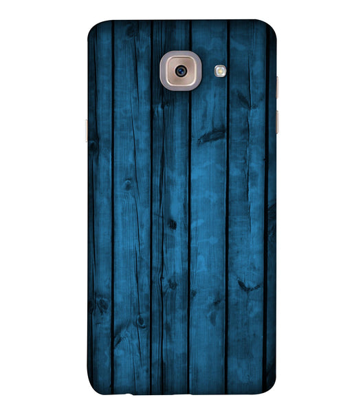 Samsung J7 Max Bluwood mobile cover