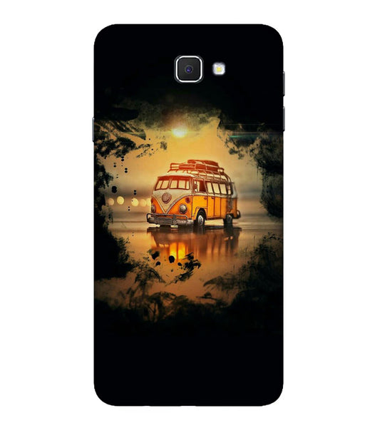 Samsung Galaxy J7 Prime Sunset Mobile cover