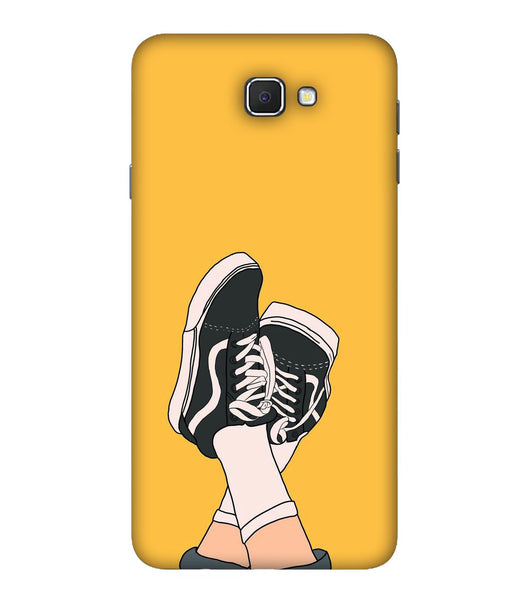 Samsung Galaxy J7 Prime Shoes Mobile cover