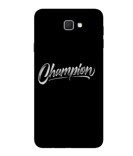 Samsung Galaxy J7 Prime Champion Mobile Cover