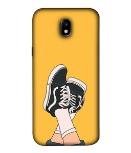 Samsung Galaxy J7 Shoes Pro Mobile cover