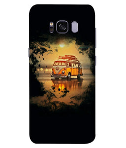 Samsung Galaxy S8 Plus Sunset Mobile cover