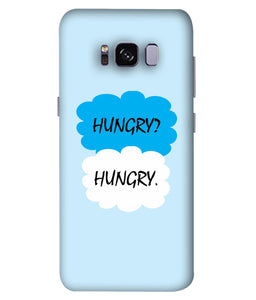 Samsung Galaxy S8 Plus Hungry Mobile cover