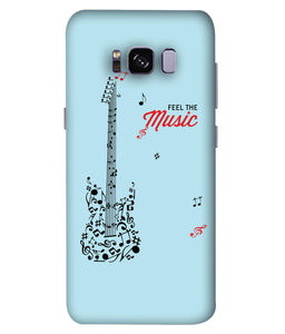 Samsung S8 Music Mobile Cover