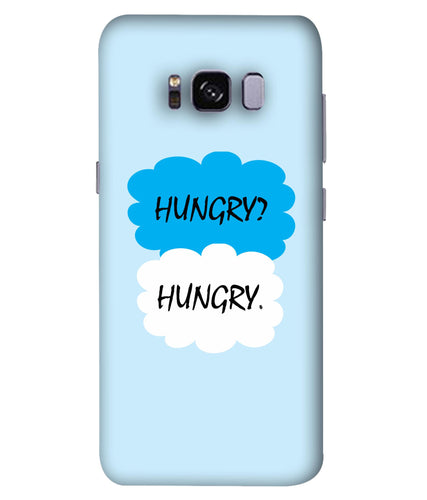 Samsung S8 Hungry mobile cover