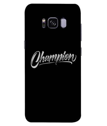 Samsung S8 Champion Mobile Cover
