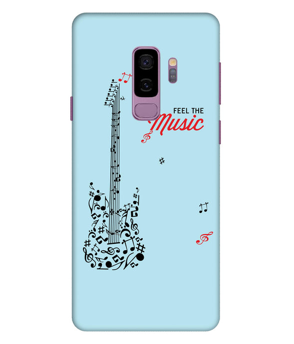 Samsung Galaxy S9 Music Plus Mobile cover