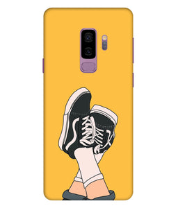 Samsung Galaxy S9 Plus Shoes Mobile cover