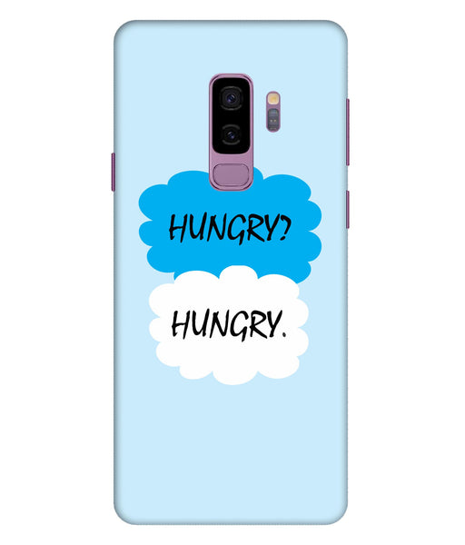 Samsung Galaxy S9 Plus Hungry Mobile cover
