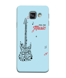 Samsung Galaxy A3-2017 Music mobile cover