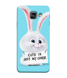 Samsung Galaxy A3-2017 Bunny mobile cover