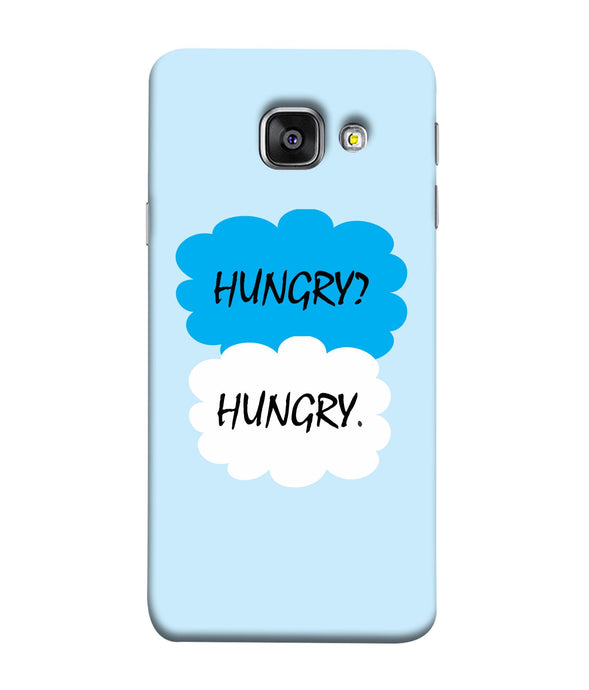 Samsung Galaxy A3-2017 Hungry mobile cover
