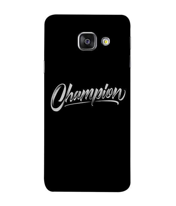 Samsung Galaxy A3-2017 Champion mobile cover