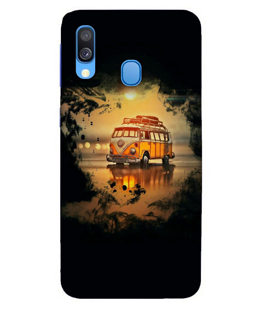 Samsung A40 Sunset mobile cover