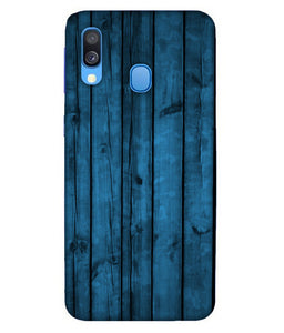 Samsung A40 Blue Woods mobile cover