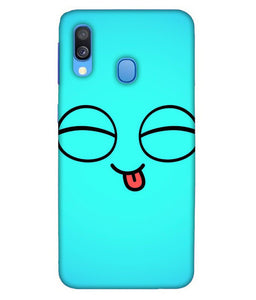Samsung A40 Cute mobile cover
