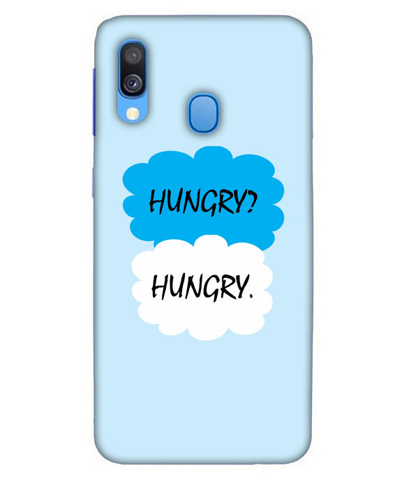 Samsung A40 Hungry mobile cover