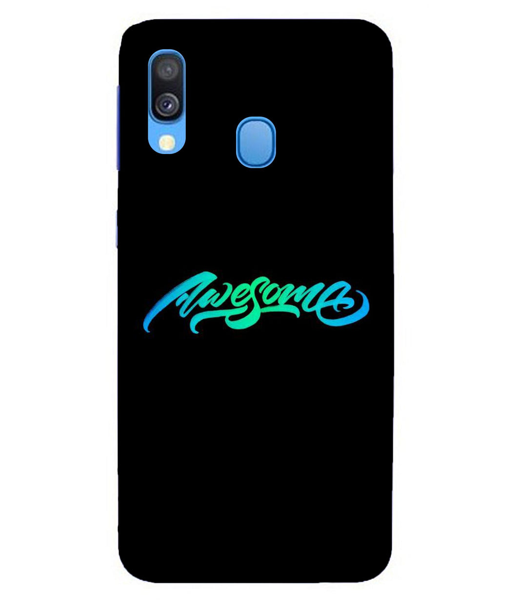 Samsung A40 Awesome mobile cover